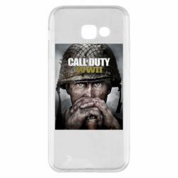 Чохол для Samsung A5 2017 Call of Duty WW2 poster