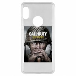 Чохол для Xiaomi Redmi Note 5 Call of Duty WW2 poster