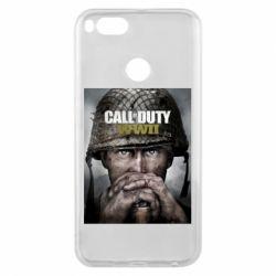 Чохол для Xiaomi Mi A1 Call of Duty WW2 poster
