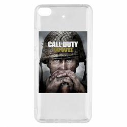 Чохол для Xiaomi Mi 5s Call of Duty WW2 poster