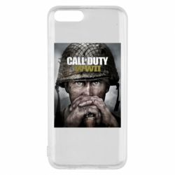 Чохол для Xiaomi Mi6 Call of Duty WW2 poster