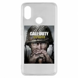 Чохол для Xiaomi Mi8 Call of Duty WW2 poster