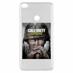 Чохол для Xiaomi Mi Max 2 Call of Duty WW2 poster