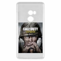 Чохол для Xiaomi Mi Mix 2 Call of Duty WW2 poster