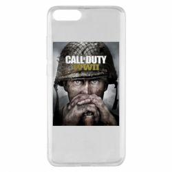 Чохол для Xiaomi Mi Note 3 Call of Duty WW2 poster