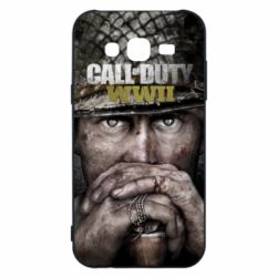 Чехол для Samsung J5 2015 Call of Duty WWII