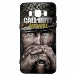 Чехол для Samsung J5 2016 Call of Duty WWII