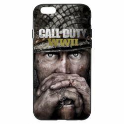 Чехол для iPhone 6/6S Call of Duty WWII