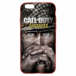 Чехол для iPhone 6 Plus/6S Plus Call of Duty WWII
