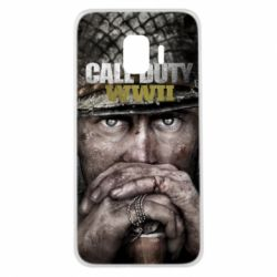 Чехол для Samsung J2 Core Call of Duty WWII