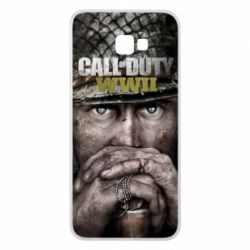 Чехол для Samsung J4 Plus 2018 Call of Duty WWII