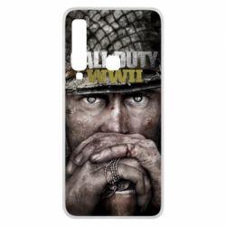 Чехол для Samsung A9 2018 Call of Duty WWII