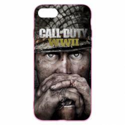 Чехол для iPhone 7 Call of Duty WWII