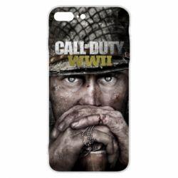 Чехол для iPhone 7 Plus Call of Duty WWII