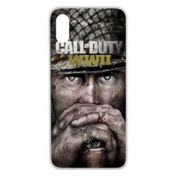 Чехол для Xiaomi Mi8 Pro Call of Duty WWII