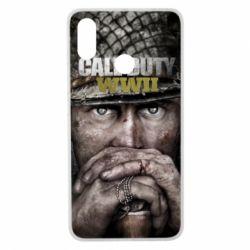 Чехол для Xiaomi Mi Max 3 Call of Duty WWII