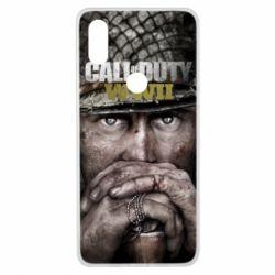 Чехол для Xiaomi Mi Mix 3 Call of Duty WWII