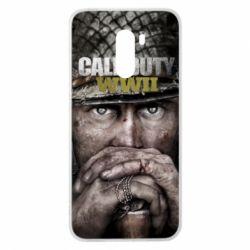 Чехол для Xiaomi Pocophone F1 Call of Duty WWII
