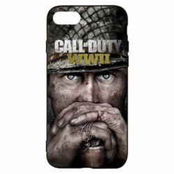 Чехол для iPhone 8 Call of Duty WWII