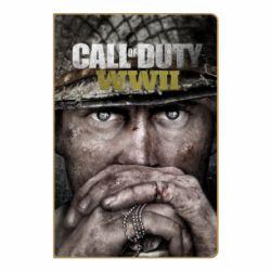 Блокнот А5 Call of Duty WWII