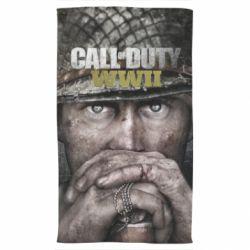 Полотенце Call of Duty WWII