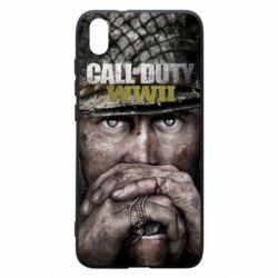 Чехол для Xiaomi Redmi 7A Call of Duty WWII