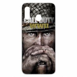 Чехол для Samsung A30 Call of Duty WWII