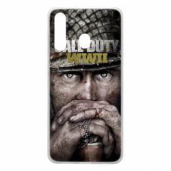 Чехол для Samsung A60 Call of Duty WWII