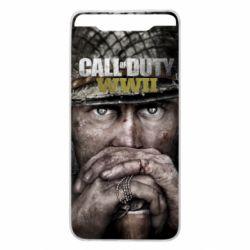 Чехол для Samsung A80 Call of Duty WWII