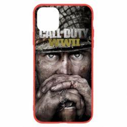 Чехол для iPhone 11 Call of Duty WWII