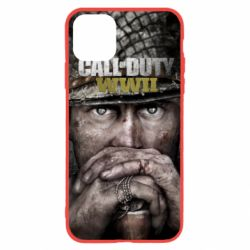Чехол для iPhone 11 Pro Max Call of Duty WWII