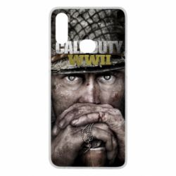 Чехол для Samsung A10s Call of Duty WWII