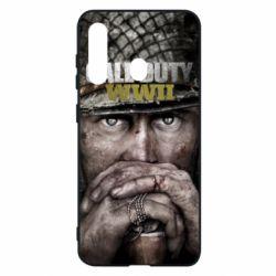Чехол для Samsung M40 Call of Duty WWII