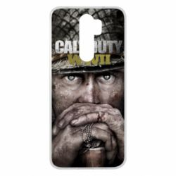 Чехол для Xiaomi Redmi Note 8 Pro Call of Duty WWII