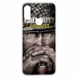 Чехол для Xiaomi Redmi Note 7 Call of Duty WWII