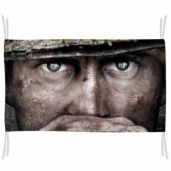 Флаг Call of Duty WWII