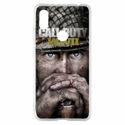 Чехол для Xiaomi Redmi S2 Call of Duty WWII