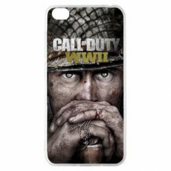 Чехол для Xiaomi Redmi Go Call of Duty WWII