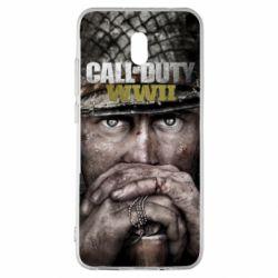 Чехол для Xiaomi Redmi 8A Call of Duty WWII