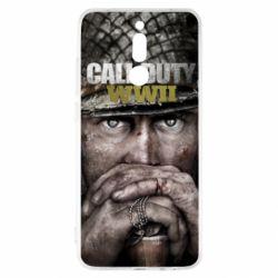 Чехол для Xiaomi Redmi 8 Call of Duty WWII