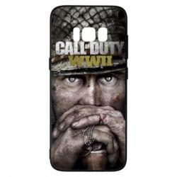 Чехол для Samsung S8 Call of Duty WWII