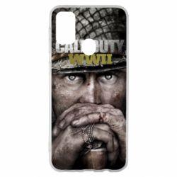 Чехол для Samsung M30s Call of Duty WWII