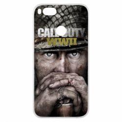 Чехол для Xiaomi Mi A1 Call of Duty WWII