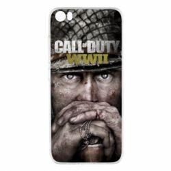 Чехол для Xiaomi Mi5/Mi5 Pro Call of Duty WWII