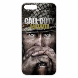 Чехол для Xiaomi Mi6 Call of Duty WWII
