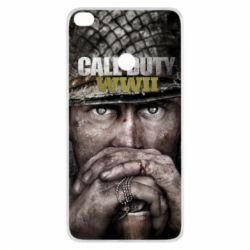 Чехол для Xiaomi Mi Max 2 Call of Duty WWII