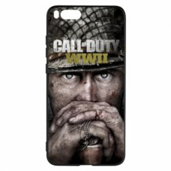 Чехол для Xiaomi Mi Note 3 Call of Duty WWII