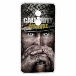 Чехол для Xiaomi Redmi Note 4 Call of Duty WWII
