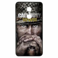 Чехол для Xiaomi Redmi Note 4x Call of Duty WWII