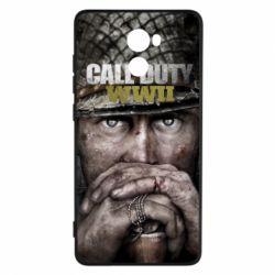 Чехол для Xiaomi Redmi 4 Call of Duty WWII
